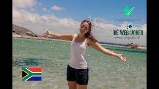 Sandsturm am Camps Bay in Cape Town ...:::Weltreise Vlog 006:::...