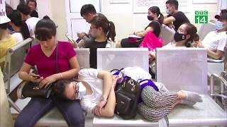 Bộ Y tế cảnh báo dịch sốt xuất huyết lan rộng |  VTC14