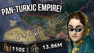 Ottoman Empire the Star of Orient!  Battle for Bosphorus Hearts of Iron 4