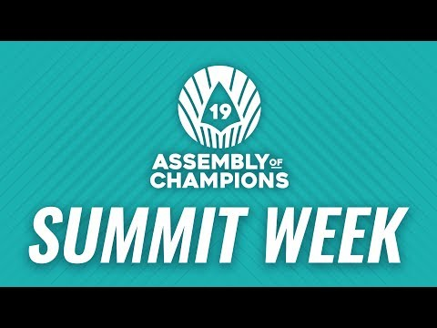 Paladins - The Assembly of Champions Summit