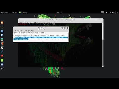 generate wordlist - Myhiton