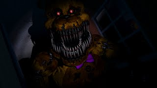Five Nights at Freddy's 4 ➜ 3 НОЧИ И СТРАШНЫЙ,БОЛЬШОЙ МЕДВЕДЬ! ➜#3