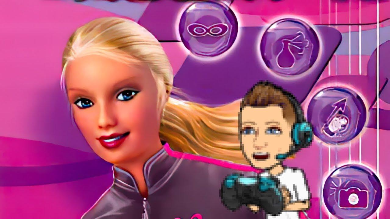 Secret Agent Barbie: Jewels Case (2001) PC Videogame Longplay