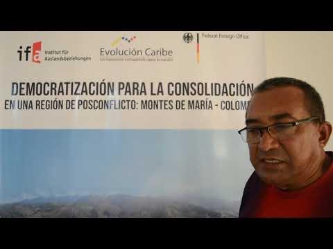 ¿Cómo usted ha contribuido para que exista transparencia electoral en el municipio de los Palmitos?