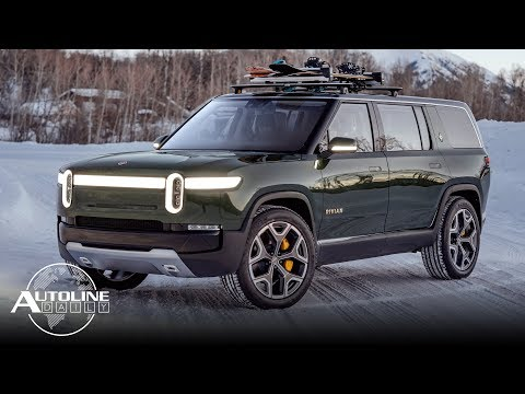 GM & Amazon Could Invest in Rivian - Autoline Daily 2531