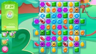🍭🍬Candy crash jelly LV032 Прохождение, уровень 32, три в ряд, развивающая игра на андроид