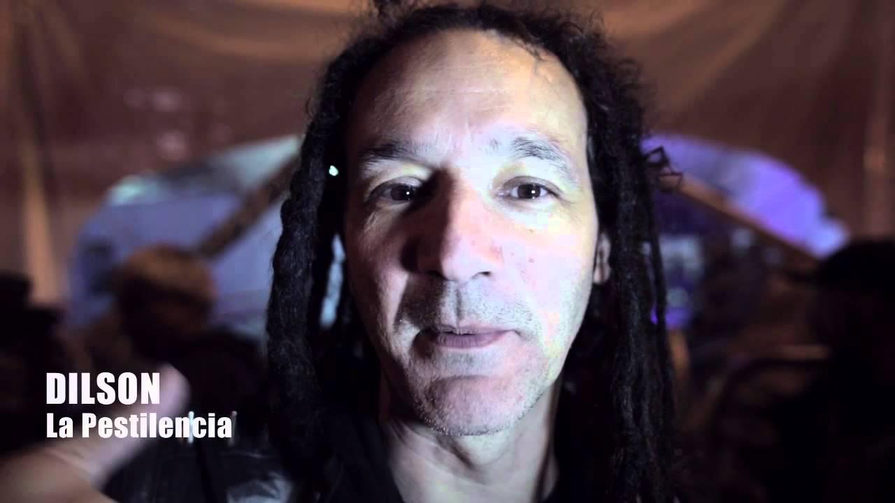 20 años de Rock Al Parque - Dilson La Pestilencia - YouTube