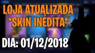UPDATED STORE * SKIN UNPUBLISHED *-01/12/2018-Fortnite Battle Royale