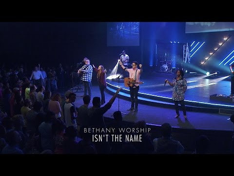 Isn't The Name - Live Worship Moment