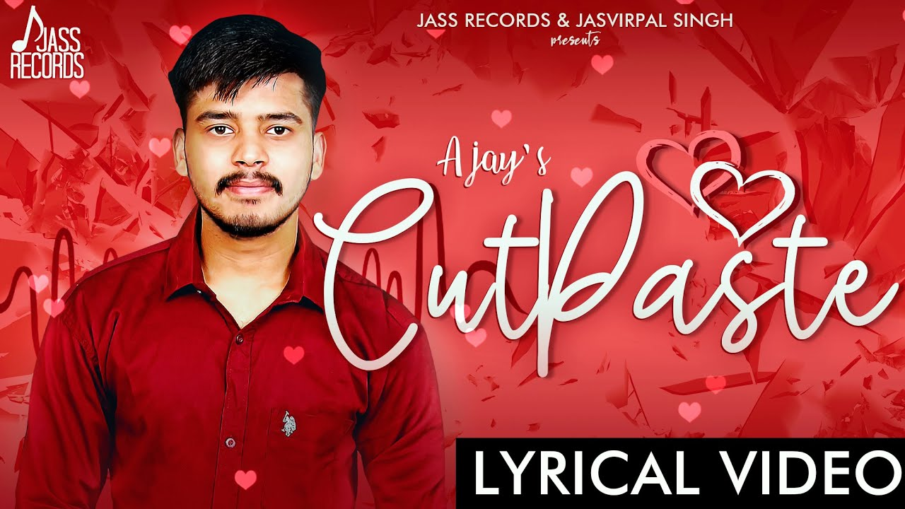 Cutpaste | (Full Song) | A-Jay | New Punjabi Songs 2020 | Latest Punjabi Songs 2020 | Jass Records