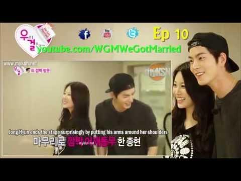 Troublemaker Yura and Jong hyun