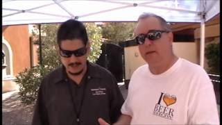 Tenaya Creek Brewing Interview at Montelago Village, Lake Las Vegas Beerfest - #CraftBeers