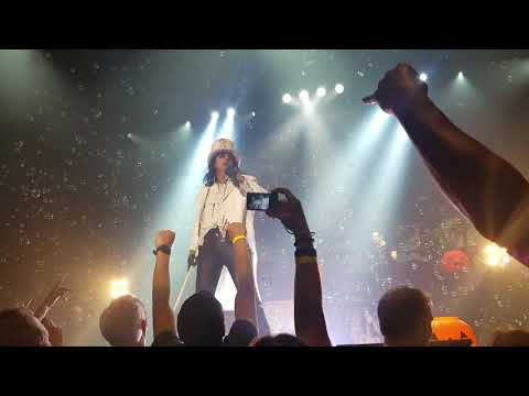 Alice Cooper - School's Out 10/8/18 Duke Energy Center Raleigh NC