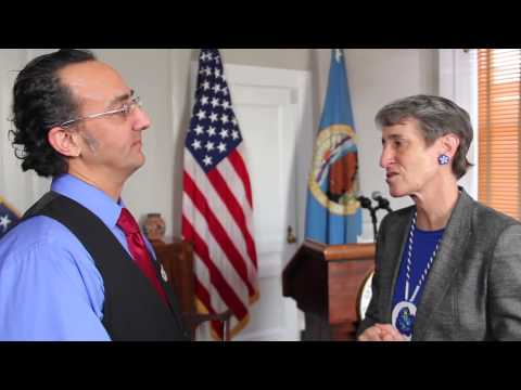 A Conversation with Sally Jewell