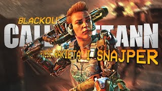 PIĘŚĆ, RAKIETA I SNAJPER - Call of Duty Blackout (PL) #2 (BO4 Blackout Gameplay PL)
