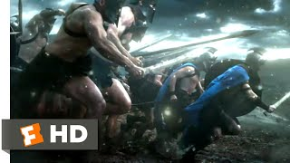 300: Rise Of An Empire 2014 - Shock Combat Scene 1/10   Movieclips