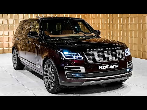 2022 Range Rover SV-AUTOBIOGRAPHY L - Two-Tone Luxury SUV in detail