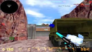 [M]ozzar[T] Paintball CS 1.6 Zadnja epizodaaa...