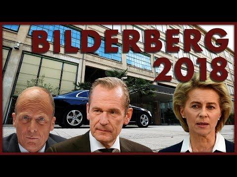 BILDERBERG 2018: Teilnehmer und Agenda veröffentlicht!