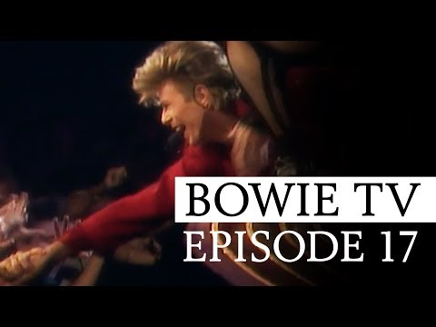Bowie TV: Episode 17 | David on the Glass Spider Tour
