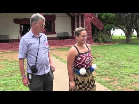 Waitangi National Reserve & Maori Treaty Center