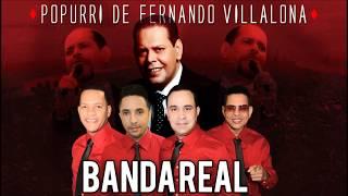 Banda Real - Homenaje a Fernando Villalona [Official Audio]