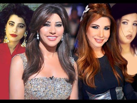 بالصور تحول صادم في جمال نجمات العرب قبل وبعد عملية التجميل