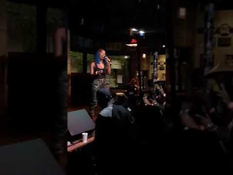 SuperStar Cortni- LIVE in Tampa FL Crowbar