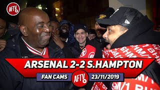 Arsenal 2-2 Southampton | Even The Players Want Emery Out Now He's Poison!! (Troopz)