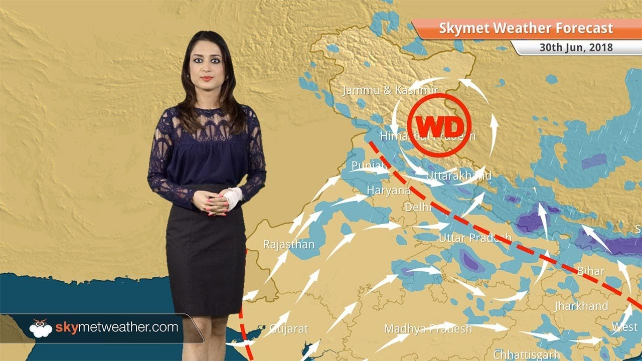 Weather Forecast for June 30: Monsoon covers India