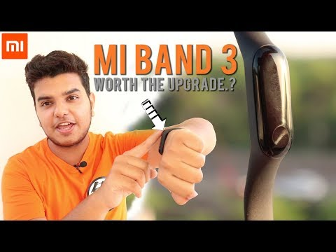 Xiaomi Mi Band 3 Hindi Review [FULL DETAILED REVIEW] Mp3