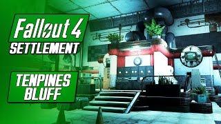 TENPINES BLUFF SECRET MILITARY FACILITY - Fallout 4 PS4 Mods - Undernier s Overhaul Project
