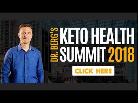 Dr. Berg's Keto Health Summit