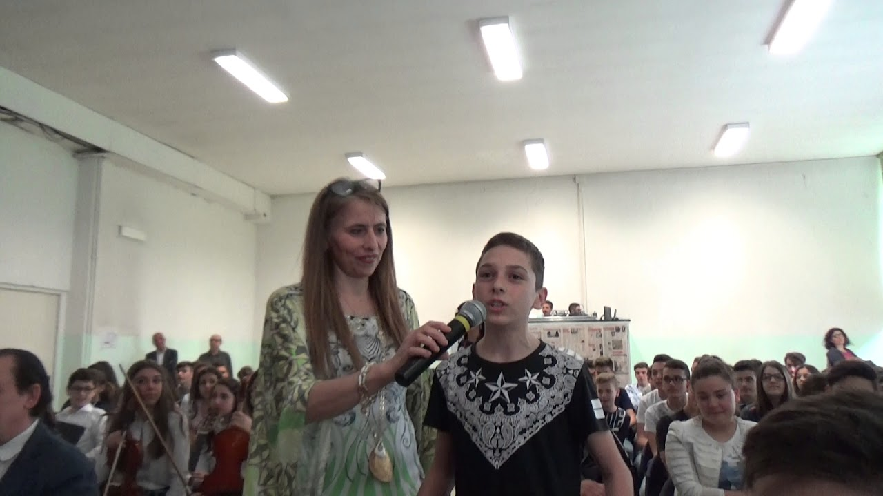 Scuola Matteotti Cirillo Parte 2 - YouTube