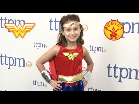 Wonder Woman Child Costume from Rubies