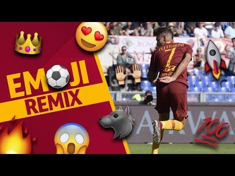 DERBY EMOJI REMIX! ROMA 3-1 LAZIO (PELLEGRINI-FAZIO-KOLAROV)
