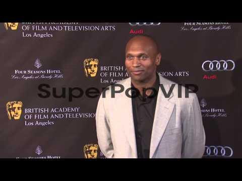 Mark Rhino Smith at BAFTA Los Angeles Awards Season Tea. ...