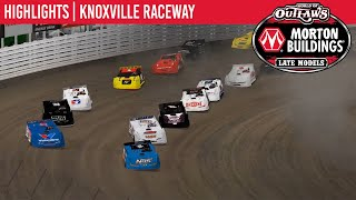 World of Outlaws Late Models iRacing | Knoxville Raceway