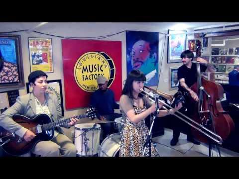 HARUKA KIKUCHI @ LOUISIANA MUSIC FACTORY 2017