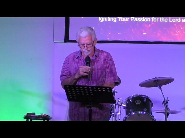 Ps Chris Garvie - Nehemiah