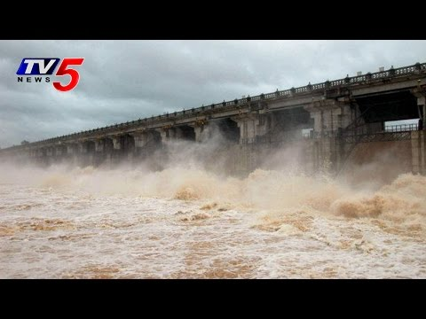 Heavy Water Inflow into Tungabhadra Dam : TV5 News