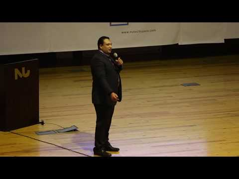 Tamer Ahmed ICO Valuation session at Egypt Blockchain Day