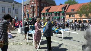 Yystad 2013: Svensk Nationaldag / Obchody Swieta Narodowego