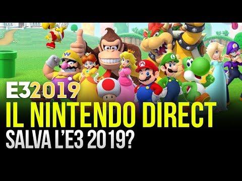 Nintendo Stupisce Tutti All'E3 2019 Con The Legend Of Zelda Breath Of The Wild 2! Feat. Cydonia !