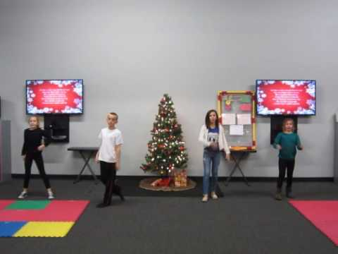 12 Days of Christmas (Relient K) Song Motions - YouTube