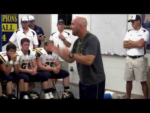 Rifle Football Weekly 2014 -  Episode 1 - Moffat County
