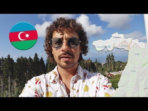 No sabía que este país tan siquiera existía | TRABZON - AZER