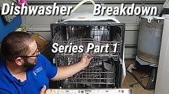 (Appliance Repair Training)( Dishwasher series)(Talking about the dishwasher!)