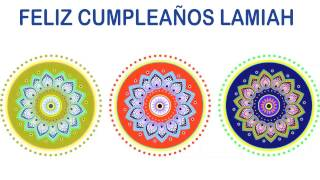 Lamiah   Indian Designs - Happy Birthday