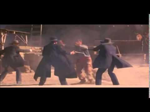 Tombstone - Tribute - Gun Fight Scene - Candyland Bring the Rain Dubstep